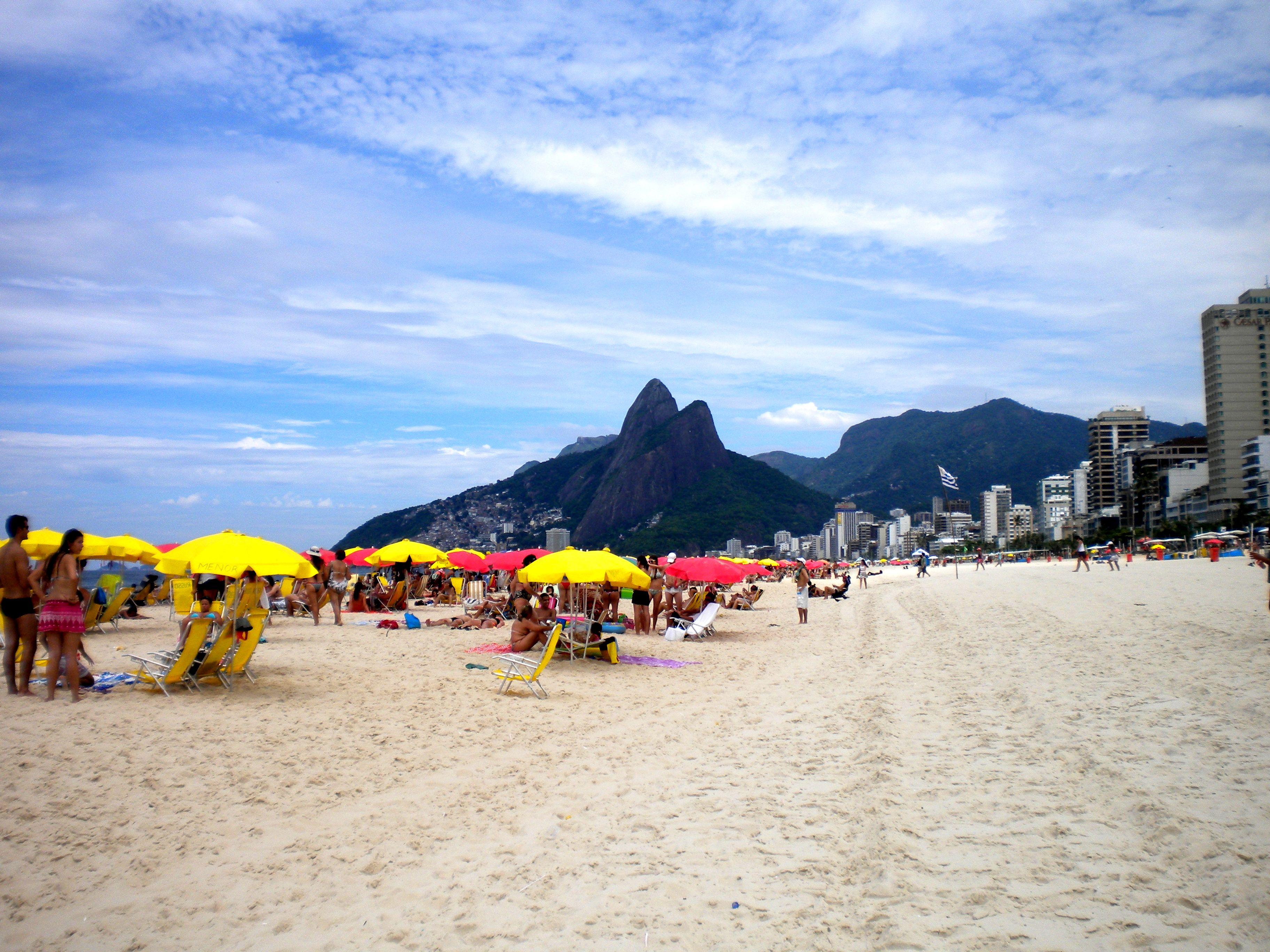 Пляж рио рамонь фото