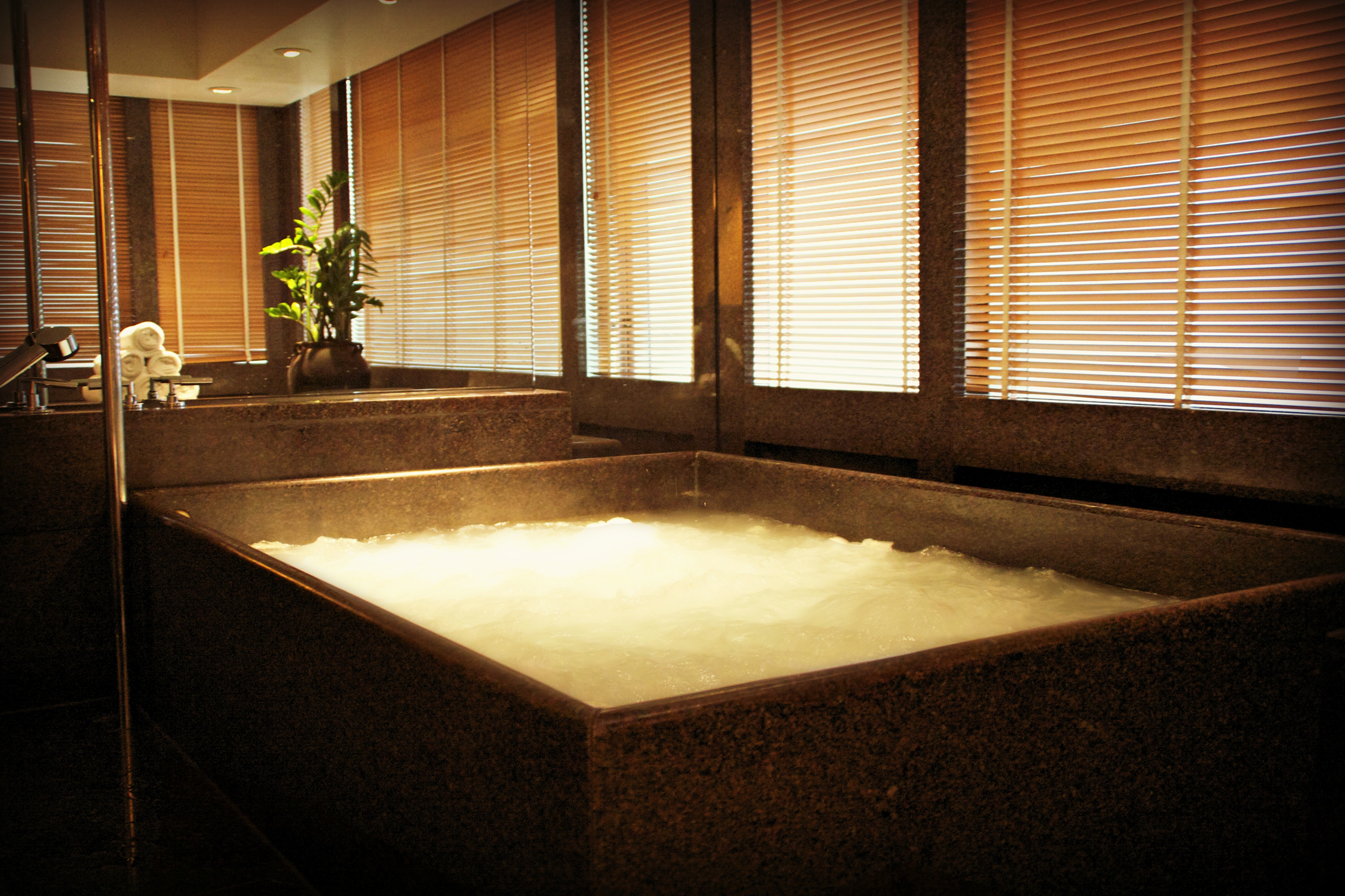 Plateau Spa At The Grand Hyatt Hong Kong