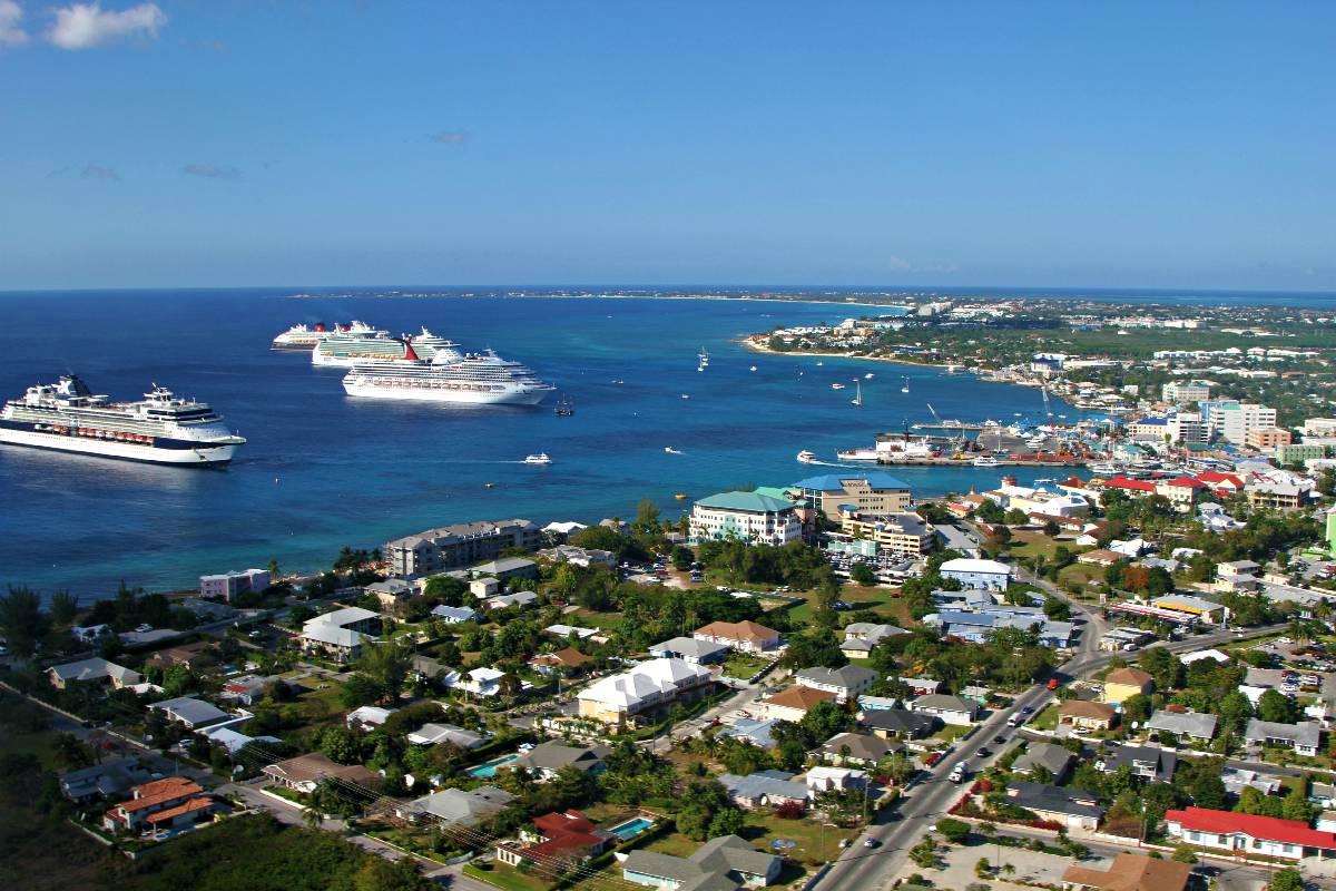 Caribbean Adventure Island - Sightseeing Tours en Gran Caimán - Cayman Island - isla rutas