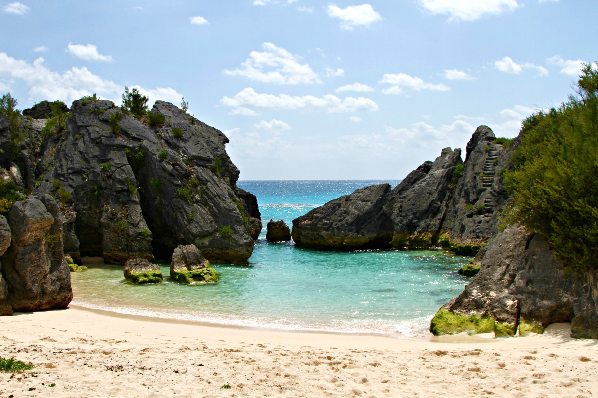 Long Bay Beach, Bermuda