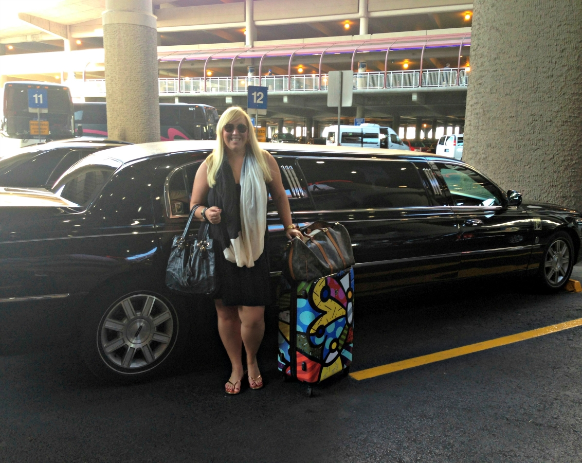 Limo From Airport To Hotel Las Vegas