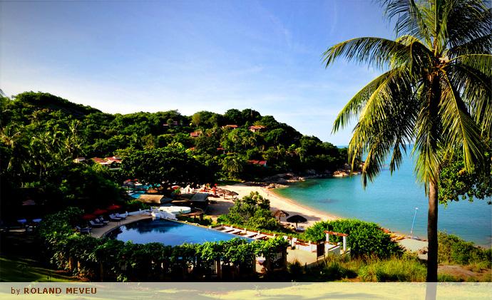 The Tongsai Bay in Ko Samui, Thailand