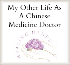 My Other Life As A Chinese Medicine Doctor