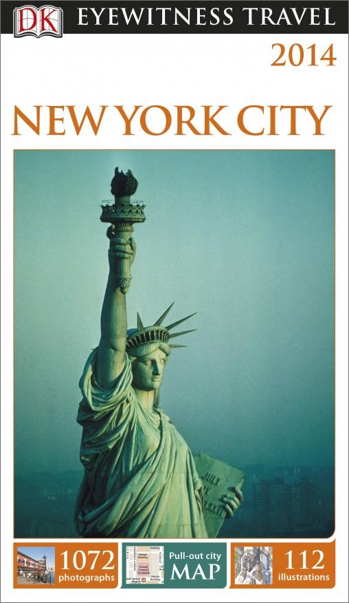 NYC DK Eyewitness Travel Guides