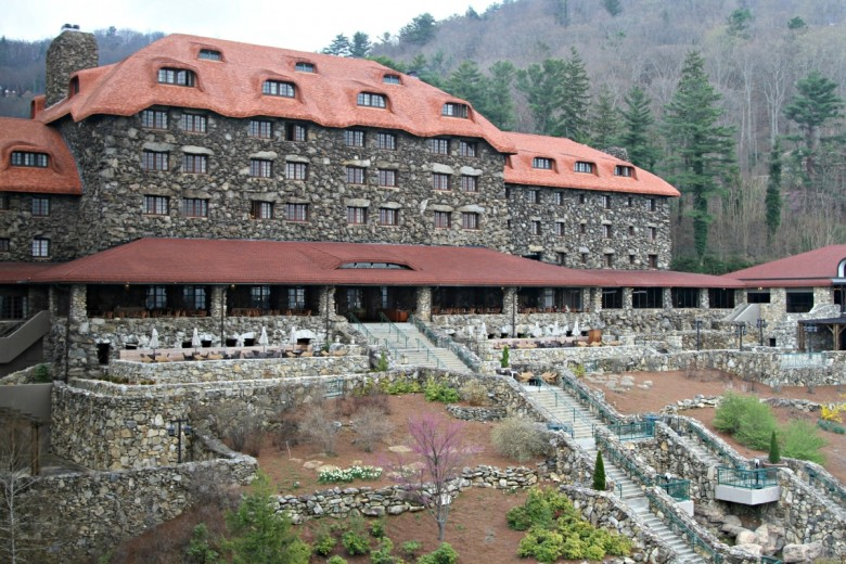 Incredible!  Review of The Omni Grove Park Inn Asheville