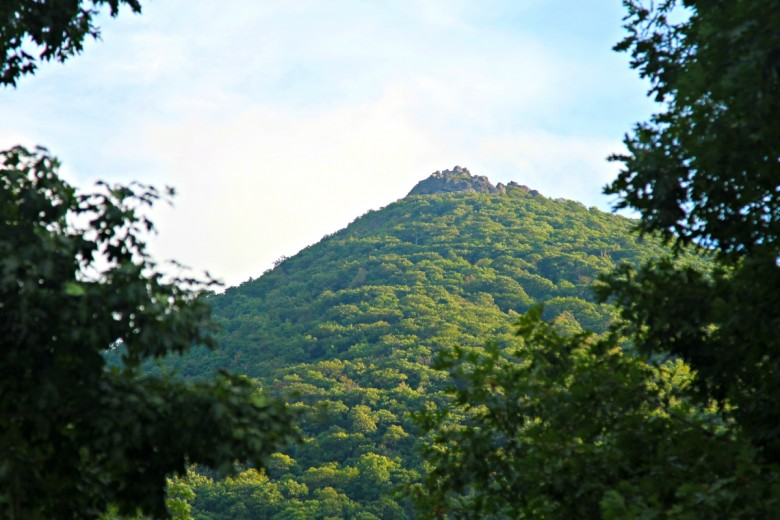Peaks of Otter, Virginia