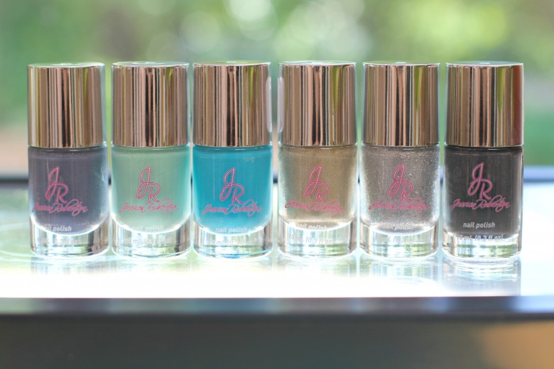Review: Jessica Robertson Collection + Nail Polish Giveaway