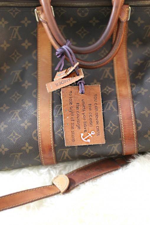 Wanderlust Leather
