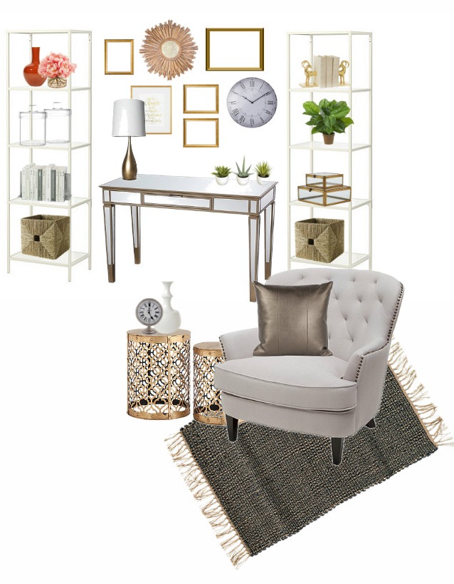 Mood Board Created By: Defined Designs