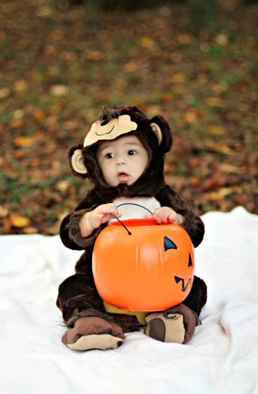 Monkey Halloween Costume