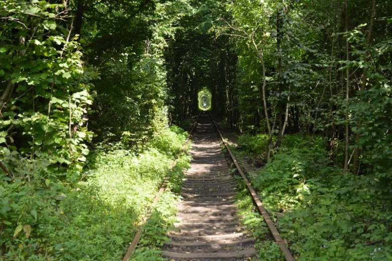 Tunnel Of Love, Rivne Region