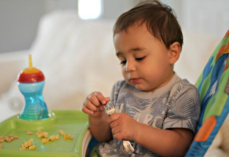 Kleynimals Baby Flatware