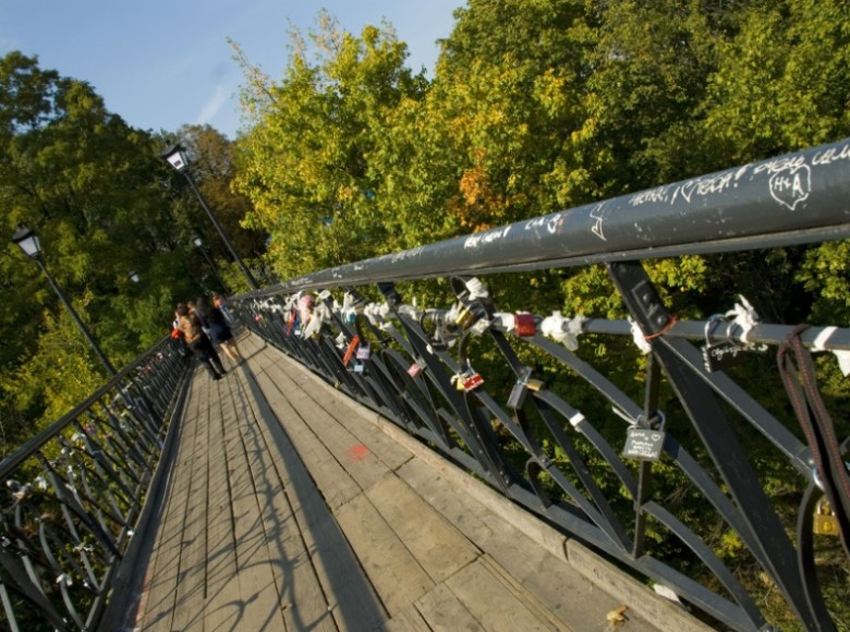 Bridge Of Lovers, Kyiv