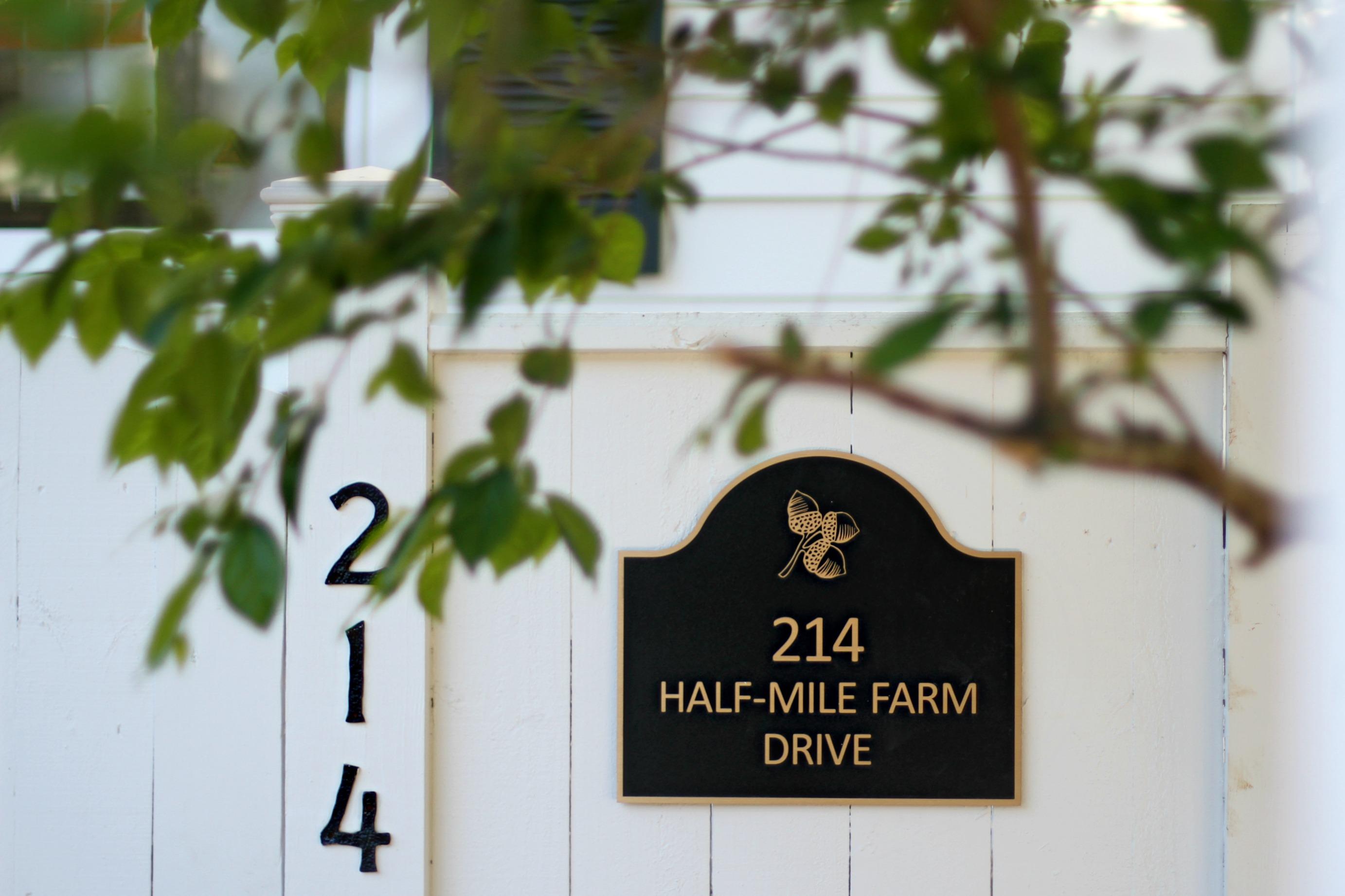 Half-Mile Farm