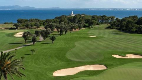 Spain Golfing