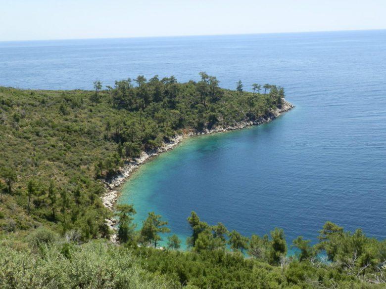 Thassos Emerald Island