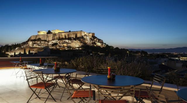 AthensWas Rooftop Sense Dining