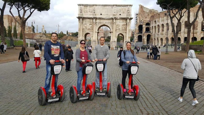 Segway Tours in Rome