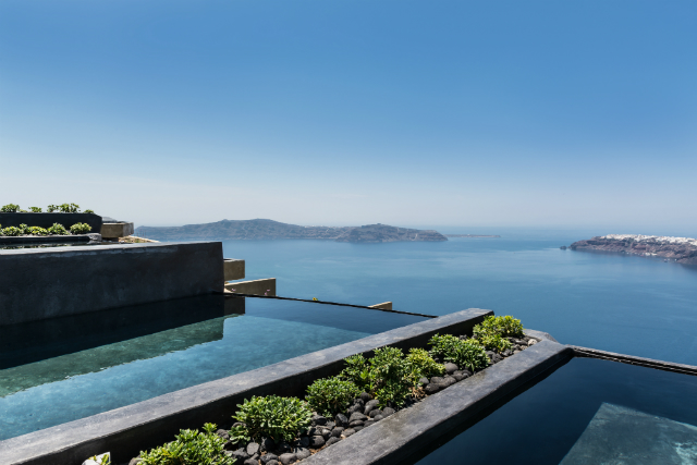 Wellness Resort in Santorini