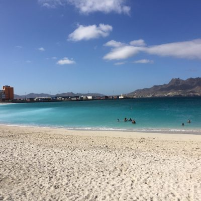 Praia da Langinha Beach