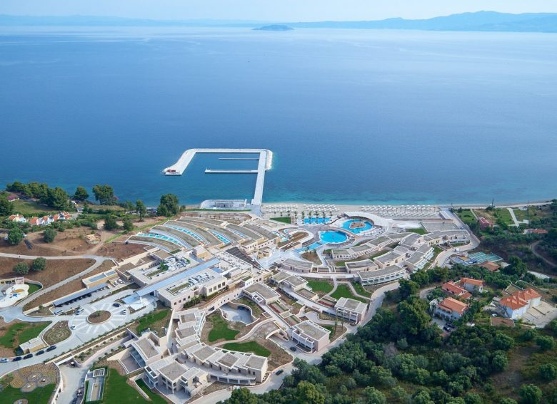 Miraggio Thermal Spa Resort Halkidiki