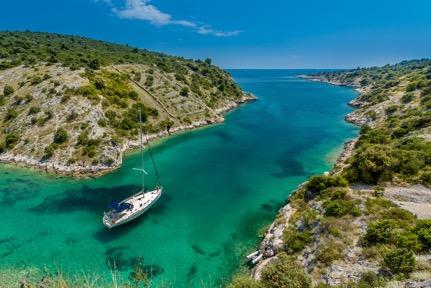 Dalmatian Island