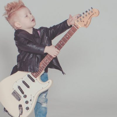 Kid With A Guitar