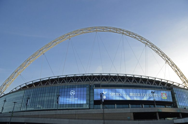 Wembley Tottenham CL