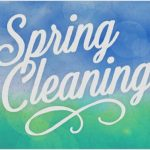 Five Tricks To Simplify Your Spring Cleaning