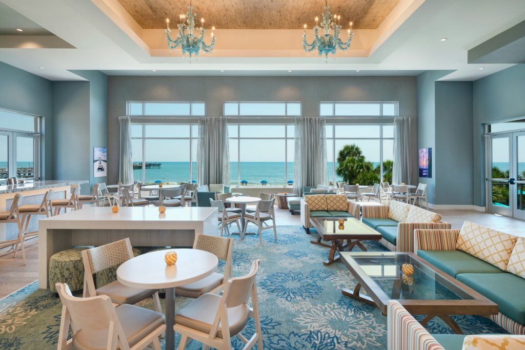 Ocean Blue Lounge