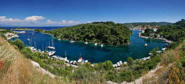 Adriatic Odyssey Paxos Island Greece