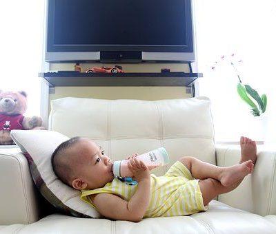 Bottle Fed Baby