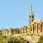 Going Around the Beautiful Island of Gozo on a Tuk-Tuk