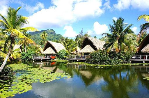 Huahine Island