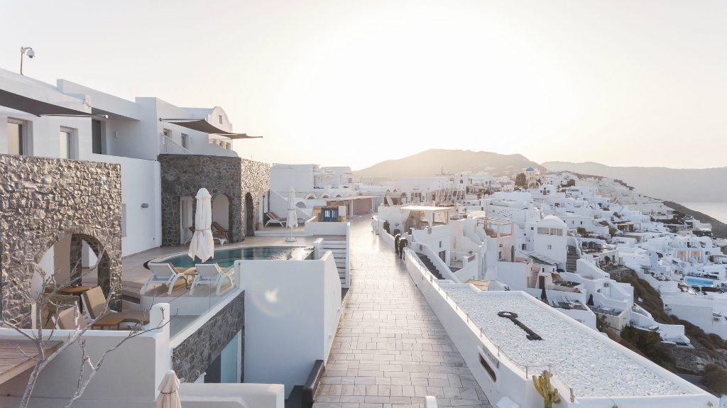 Santorini Secret Suites & Spa Oia Santorini
