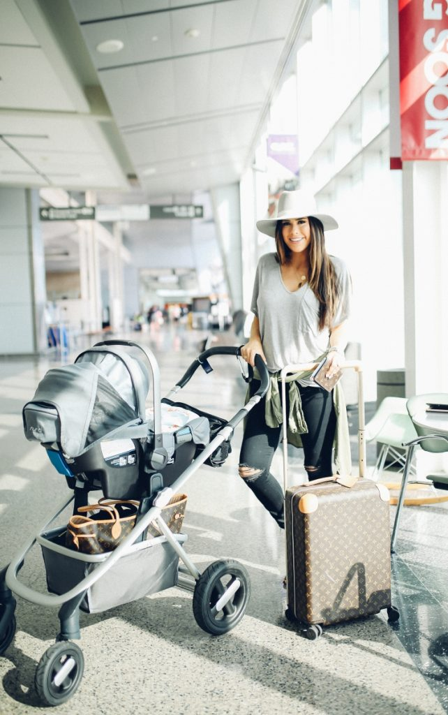 Traveling With Baby
