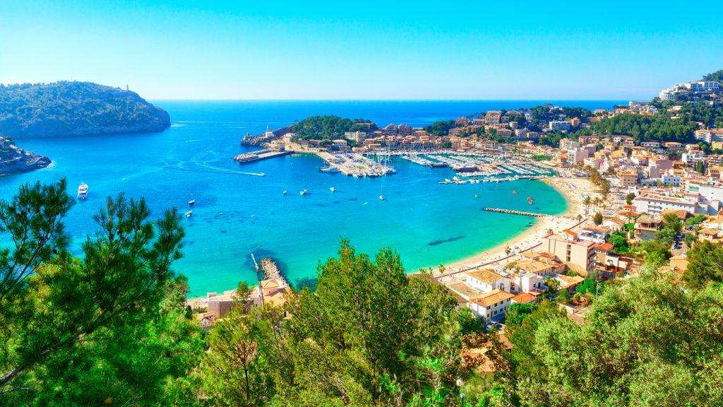 Port de Soller, Mallorca, Spain