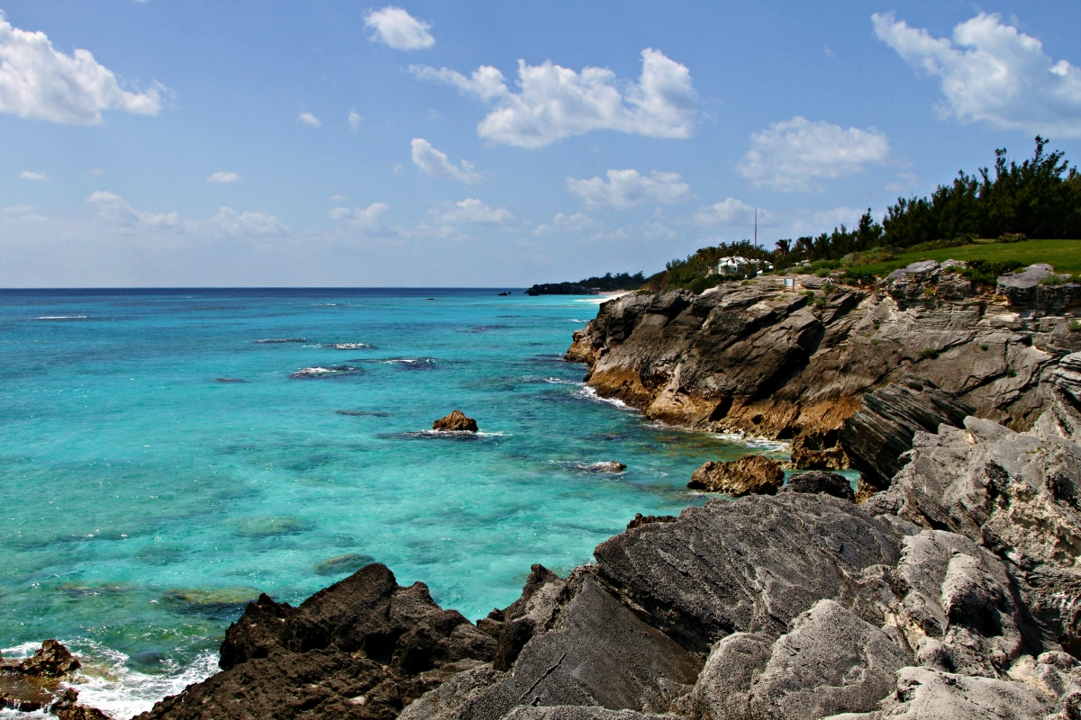 Astwood Park and Cove, Bermuda