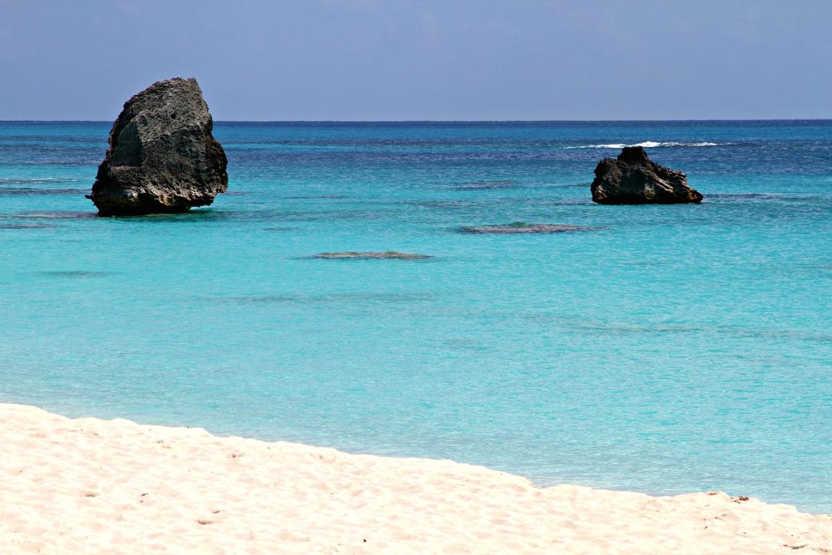 Long Bay Beach, Bermuda