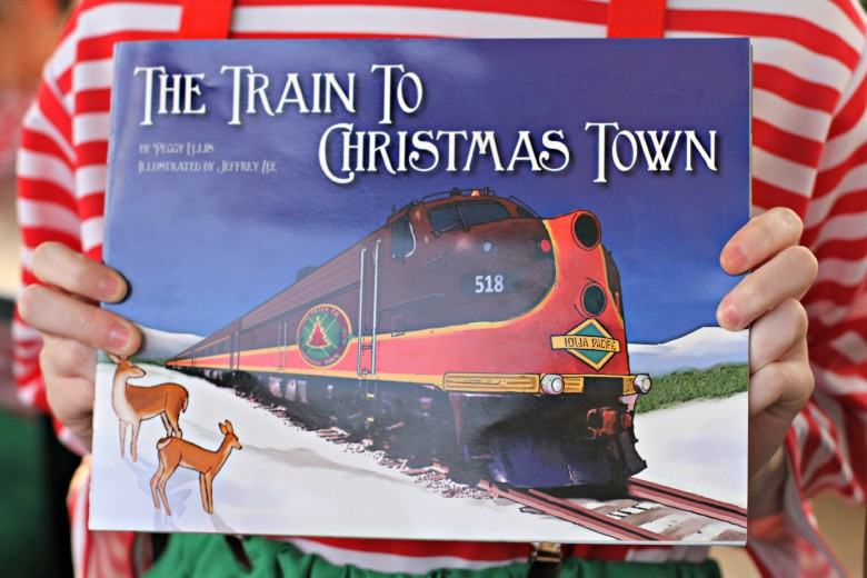 The Train To Christmas Town