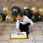 Joaquín's First Birthday (Part 2)