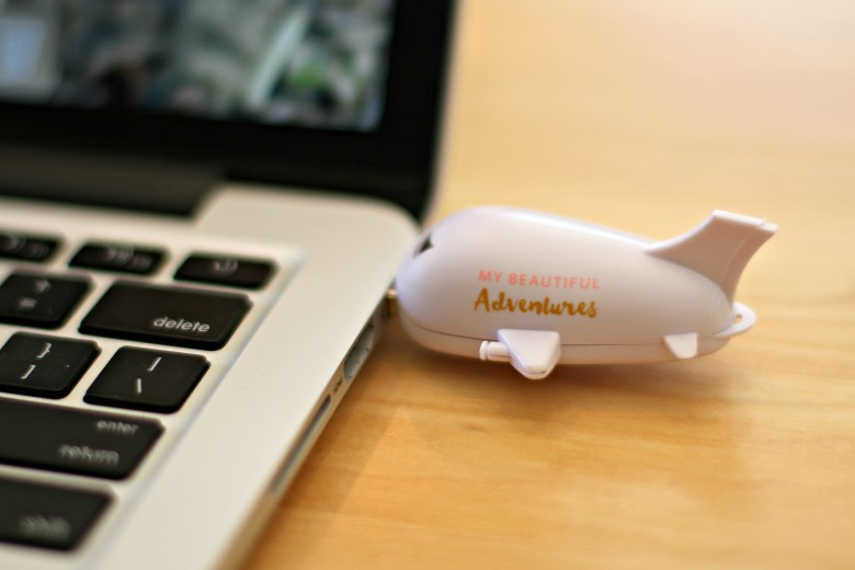 My Beautiful Adventures Airplane Flash Drives Via USB Memory Direct