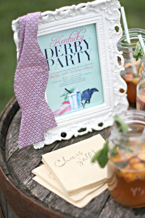 Derby Garden Party
