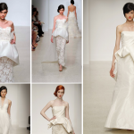 Current Trends In Wedding Dresses