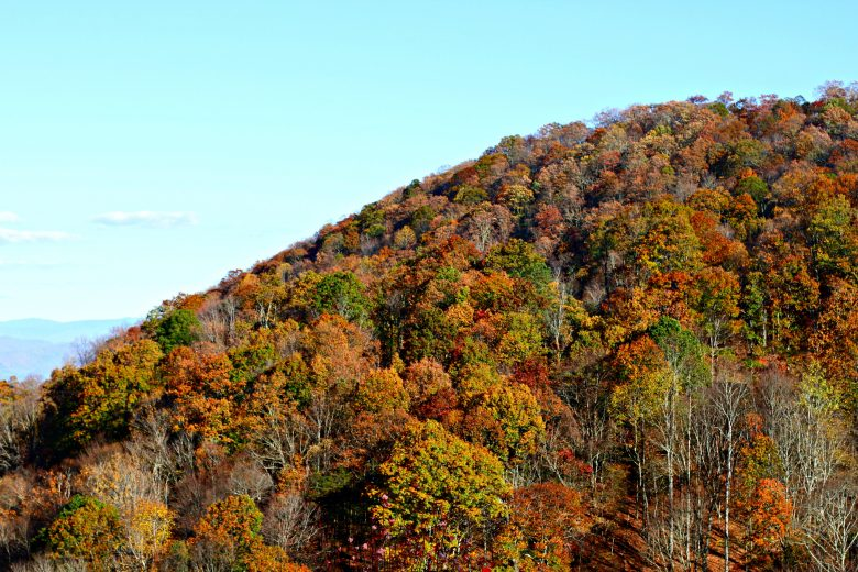 Whisper Mountain, North Carolina