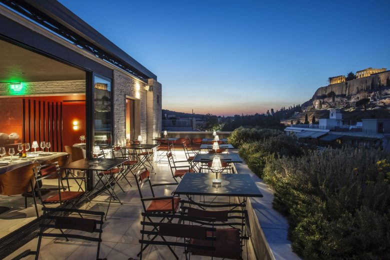 Athens Modern Rooftop