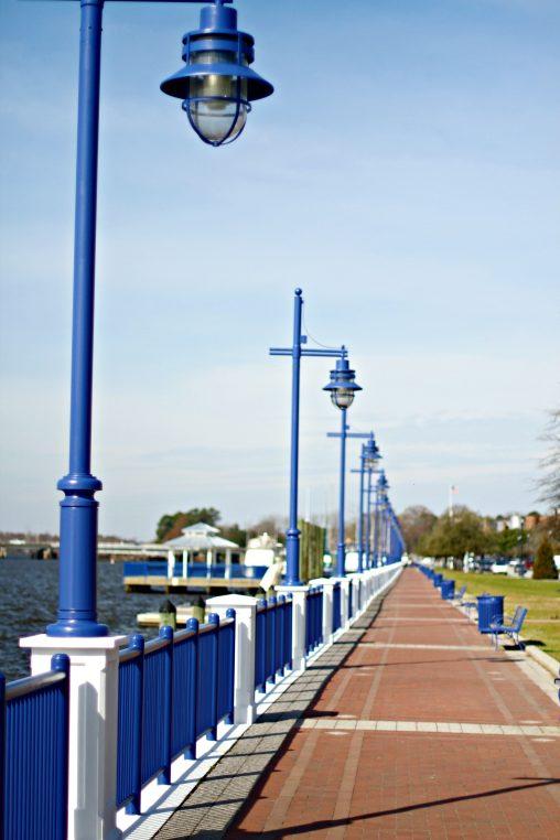 Little Washington Waterfront Boardwalk