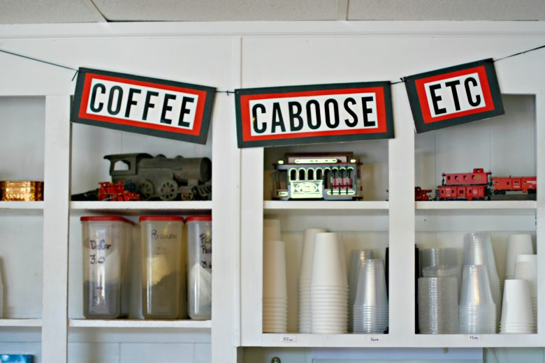 Coffee Caboose Etc.