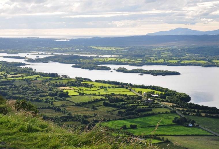 Lough Neagh, Ireland