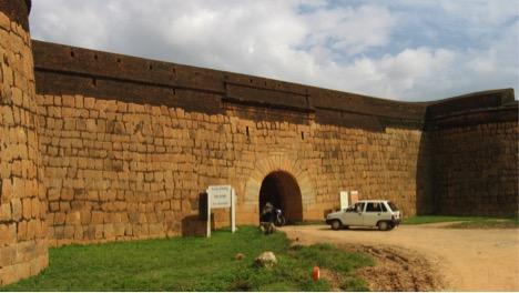 Devanahalli Fort